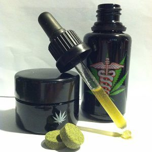 bubble gum cannabis oil