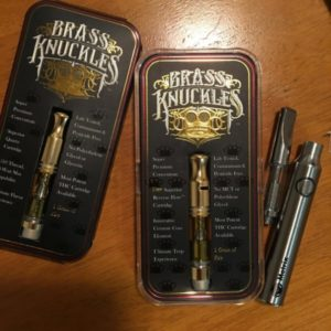 buy brass knuckles cartridges online